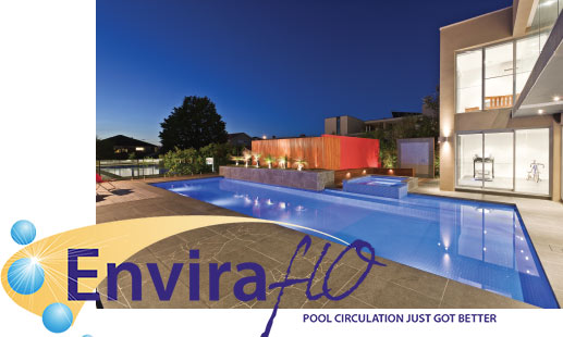 Enviraflo Pool System - Cooke Industries Australia
