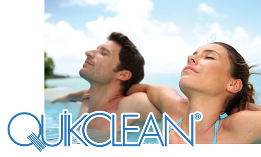 QuikClean Pool System - Cooke Industries Australia